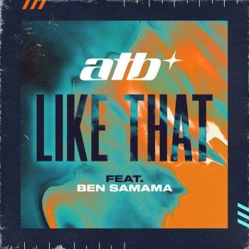 Testi Like That (feat. Ben Samama) - Single