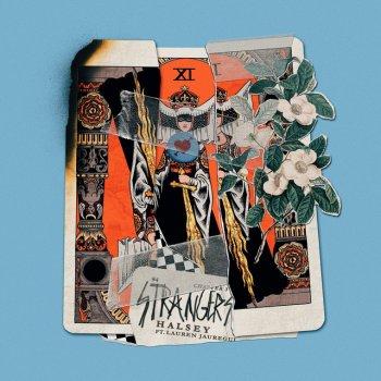 Strangers                                                     by Halsey – cover art