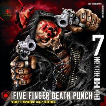 アンド・ジャスティス・フォー・ナン (デラックス・エディション)                                                     by Five Finger Death Punch – cover art