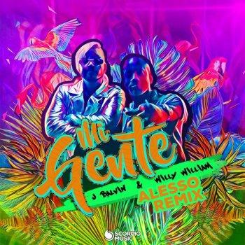 Testi Mi Gente (with Willy William) [Alesso Remix]