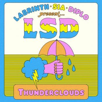 Thunderclouds lyrics – album cover