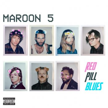 Girls Like You by Maroon 5 feat. Cardi B - cover art