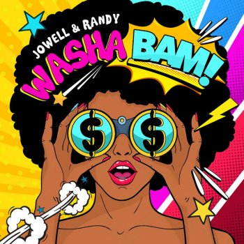 Washa Bam by Jowell & Randy - cover art