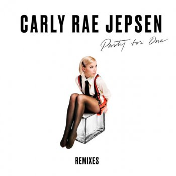 Party For One - More Giraffes Remix by Carly Rae Jepsen feat. More Giraffes - cover art