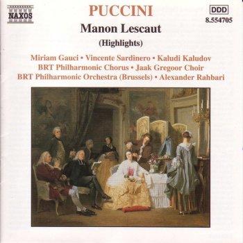 Puccini: Manon Lescaut Act 1