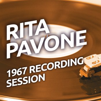 Testi Rita Pavone - 1967 Recording Session
