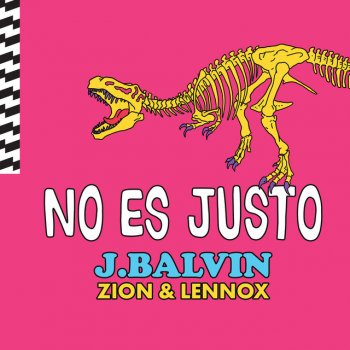 No Es Justo lyrics – album cover