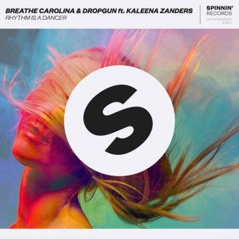 Rhythm Is a Dancer by Breathe Carolina feat. Dropgun & Kaleena Zanders - cover art