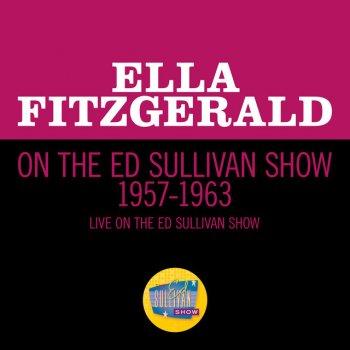 Testi Ella Fitzgerald On The Ed Sullivan Show 1957-1963 (Live On The Ed Sullivan Show, 1957-1963)