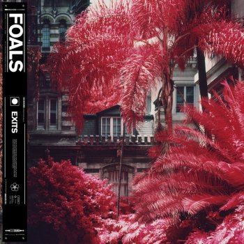 Exits                                                     by Foals – cover art