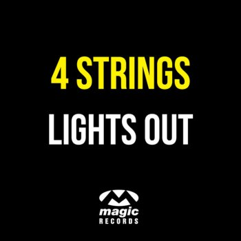 Lights Out by 4 Strings - cover art