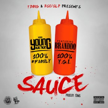 Testi Sauce (feat. Brando) - Single
