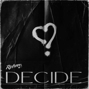 Testi Decide - Single