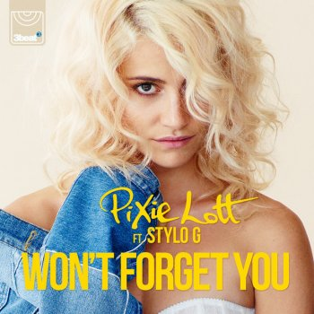 Won't Forget You Pixie Lott - lyrics
