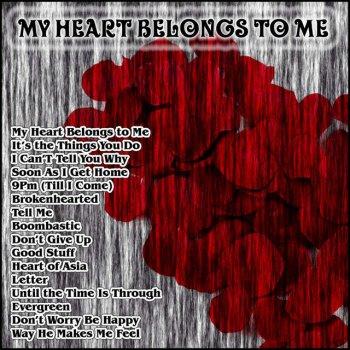 Testi My Heart Belongs to Me
