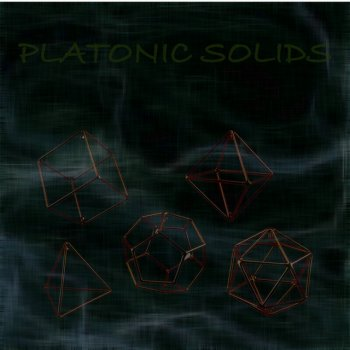 Testi Platonic Solids - EP