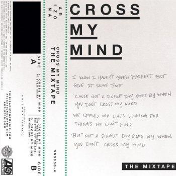Testi Cross My Mind: The Mixtape