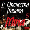 L'Orchestra Italiana - Mina Vol. 4 Mina - cover art