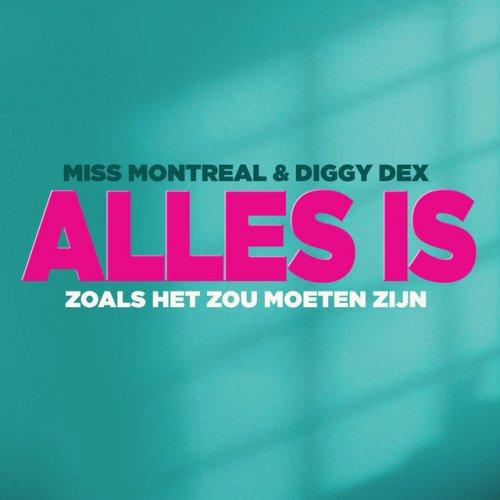 Miss Montreal Feat Diggy Dex Alles Is Zoals Het Zou Moeten Zijn Lyrics Musixmatch