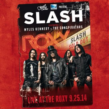 Testi Live at the Roxy 25.09.2014, Vol. 1