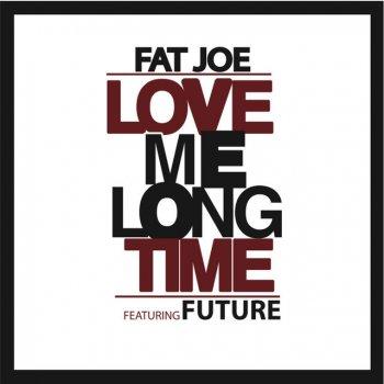 Testi Love Me Long Time