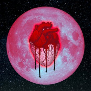Juicy Booty by Chris Brown feat. Jhene Aiko & R. Kelly - cover art