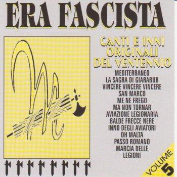 Testi Era Fascista Volume 5 (Canti Ed Inni Originali del Ventennio )