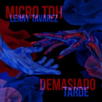 Demasiado Tarde lyrics – album cover