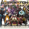 Overwatch Mega Rap. Los Héroes Nunca Mueren lyrics – album cover