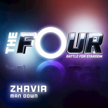 Testi Man Down (The Four Performance)