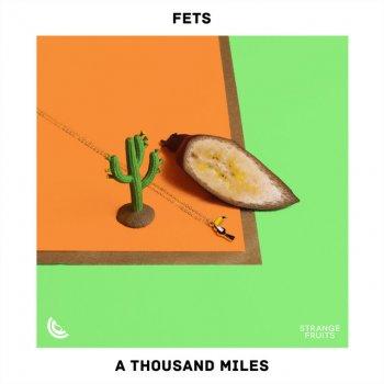 Testi A Thousand Miles - Single