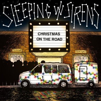 Christmas on the Road                                                     by Sleeping With Sirens – cover art