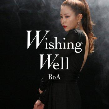 Wishing Well by BoA - cover art