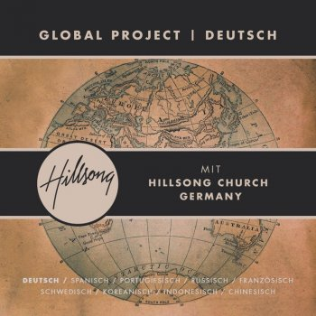 Global Project Deutsch (with Hillsong Church Germany) - cover art