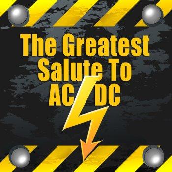 Testi The Greatest Salute To AC/DC