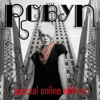 curriculum vitae robyn lyrics