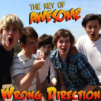 Wrong Direction (Parody of One Direction's