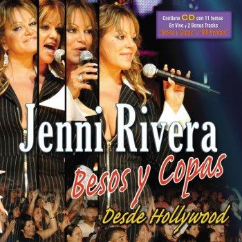 Juro Que Nunca Volveré - Live Version by Jenni Rivera - cover art