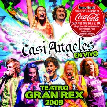 Testi Casi Angeles En Vivo Desde El Teatro Gran Rex 2009