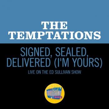 Testi Signed, Sealed, Delivered (I'm Yours) [Live On The Ed Sullivan Show, January 31, 1971] - Single