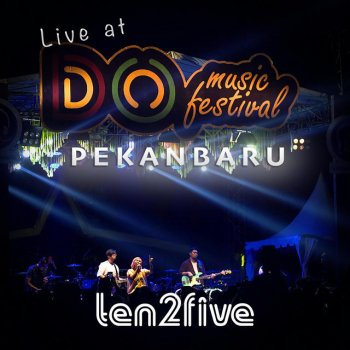 Live at Pekanbaru - cover art