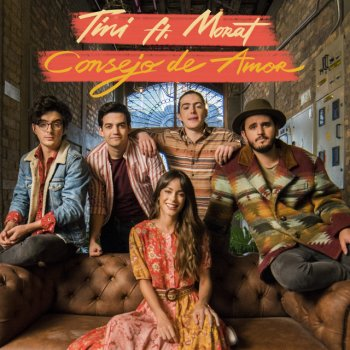 Consejo de Amor lyrics – album cover