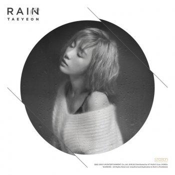 Rain lyrics – album cover