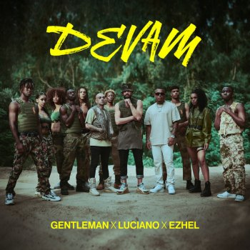 Testi Devam (feat. Luciano & Ezhel) - Single