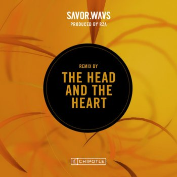 Testi SAVOR.WAVS - The Head and The Heart Remix