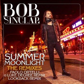 Summer Moonlight (Paolo Ortelli & Luke Degree Remix Radio Edit) by Bob Sinclar - cover art