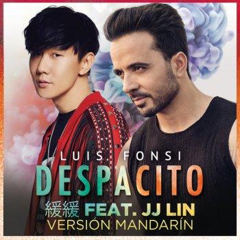 Testi Despacito 緩緩 (Mandarin Version)