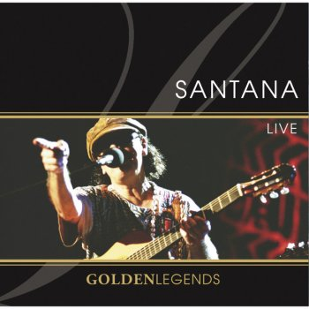 Testi Golden Legends: Santana - Live