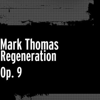 Regeneration Op. 9 - cover art
