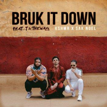 Testi Bruk It Down (feat. TxTHEWAY) - Single
